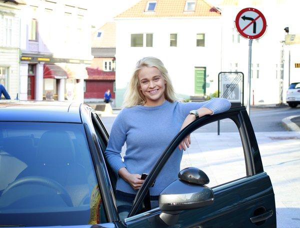 Trafikkskole Bergen har tatt lappen